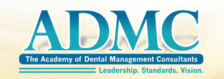 Image of the logo for Academy of Dental Management Consultants